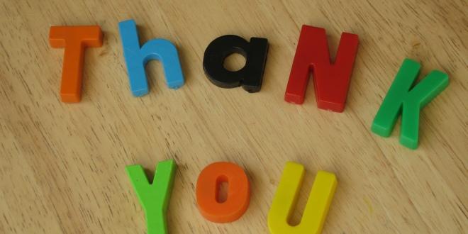 Thank You Testimonials