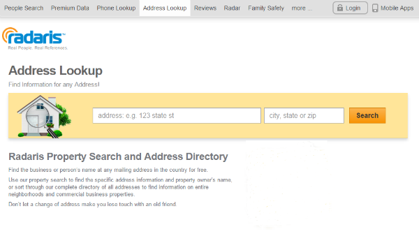 Address Search | Property Records | PeopleSmart